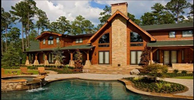 Perhaps The Most Beautiful Log Home In America Log Homes