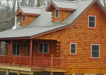 Supreme log cabin