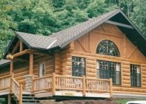 Log home builder